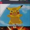 Pikachu terrorista!