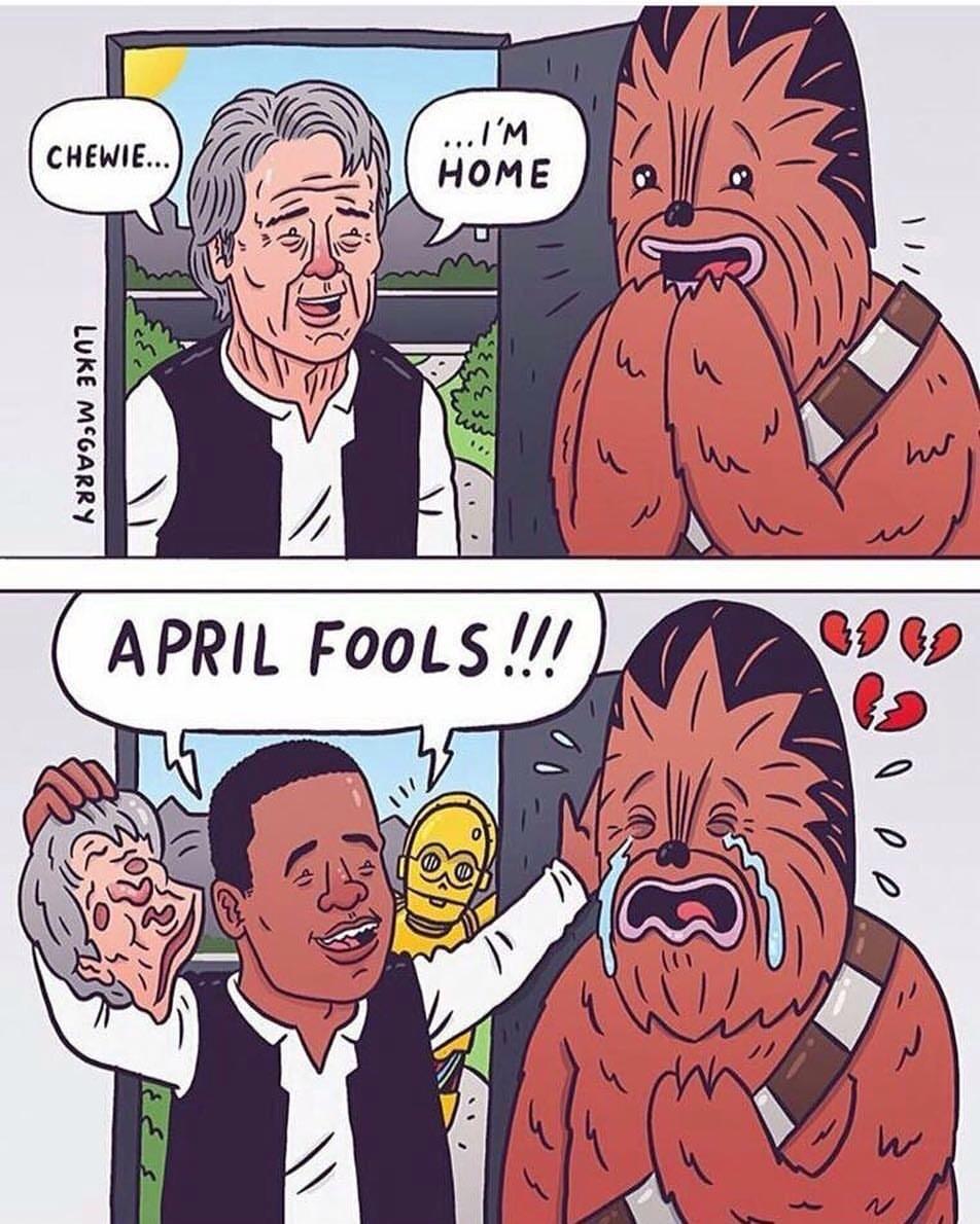 pauvre chewie..... - meme
