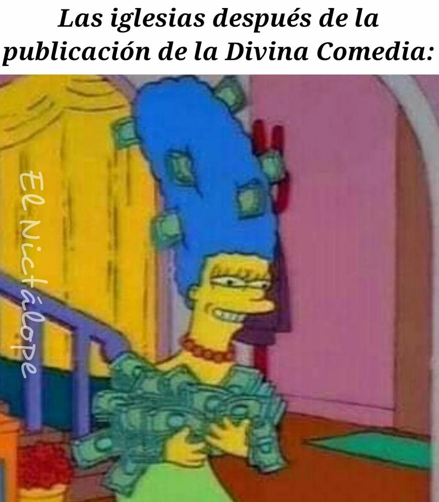Impactado - meme