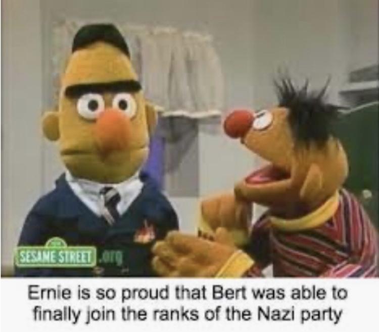 Hail Elmo - meme