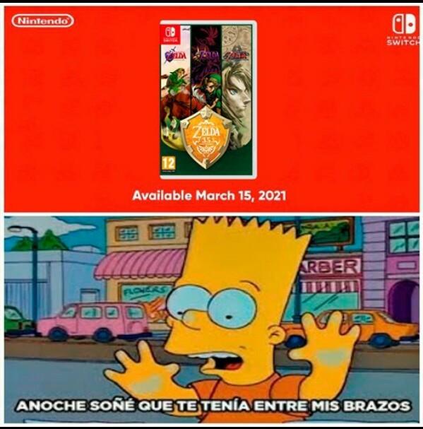 Si los remasterizan como la 3ds, los compro - meme