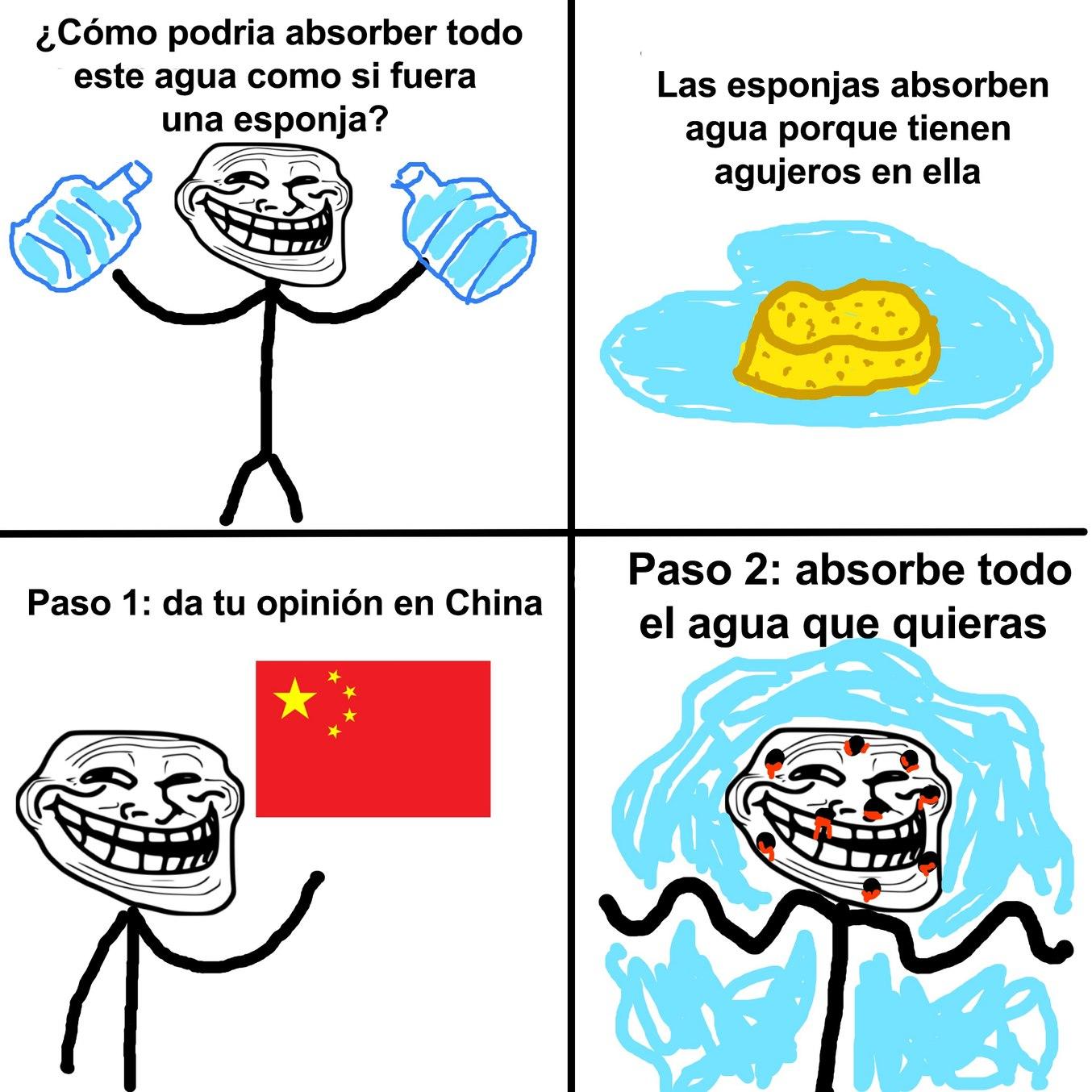 [Titulo censurado por orden del PCCh] - meme