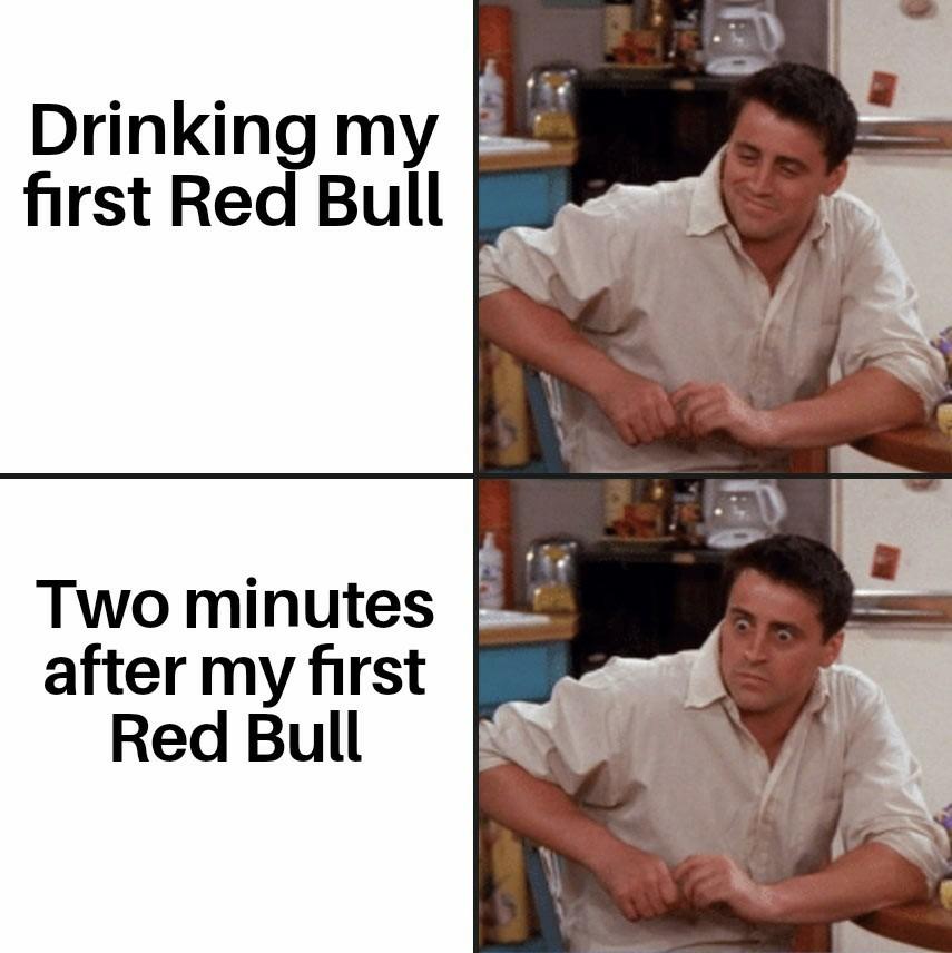 I feel fast as fuck boi - meme
