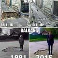 Only in Balkan