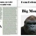 Big monke