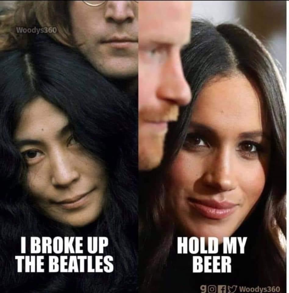 Queen still pissed - meme