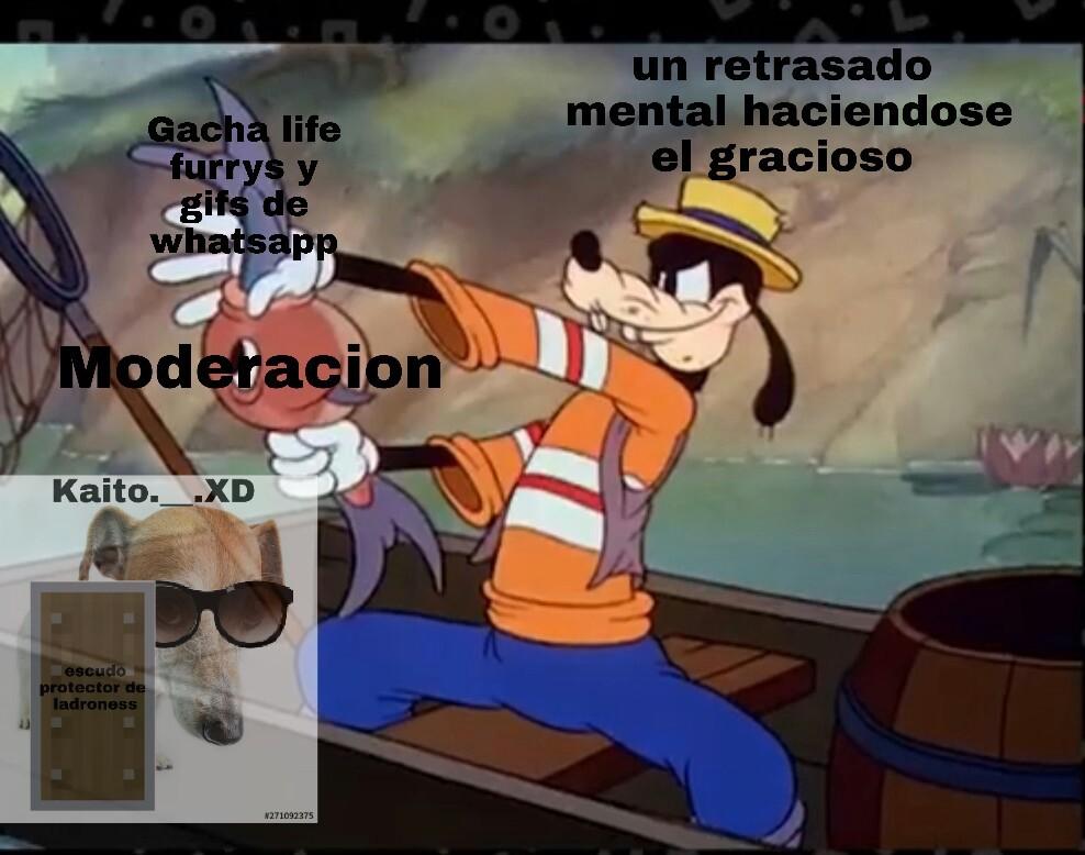 La puta mdre banda >:( - meme
