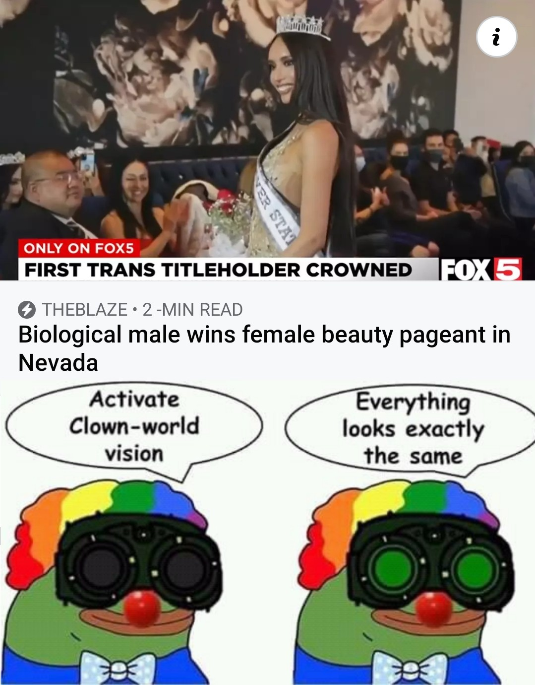 'A celebration of womanhood and diversity' - meme