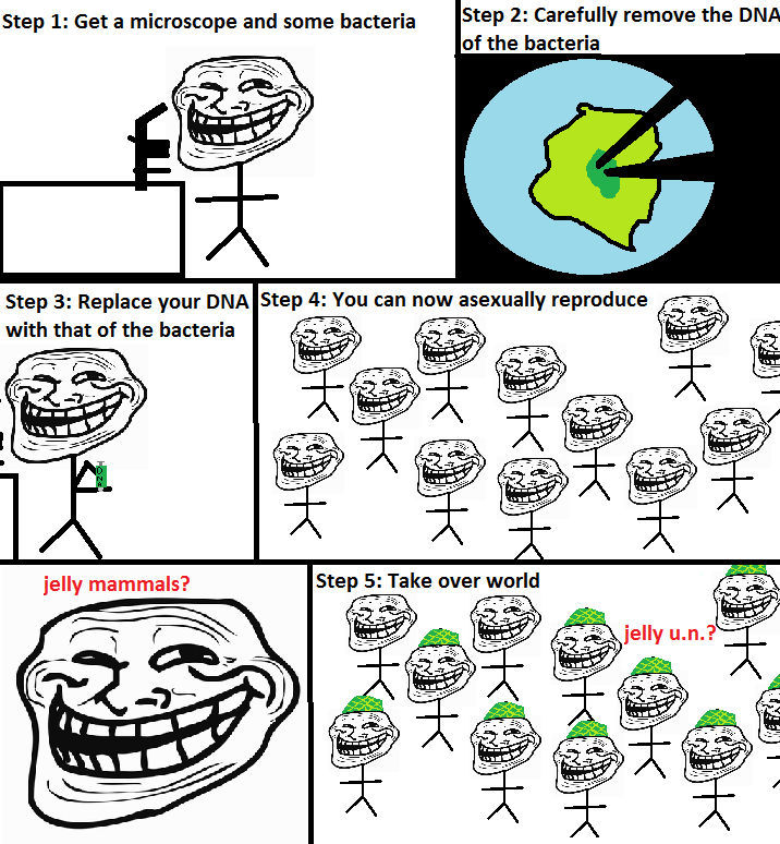 Problem? :trollface: :memedroid: :granny: :trolldad: