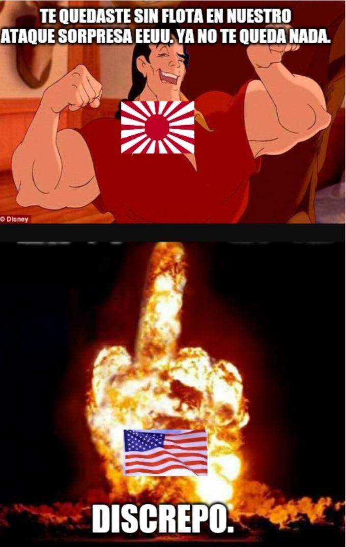 Hora de entrenar mis memes historicos, comenzare con algo básico.
