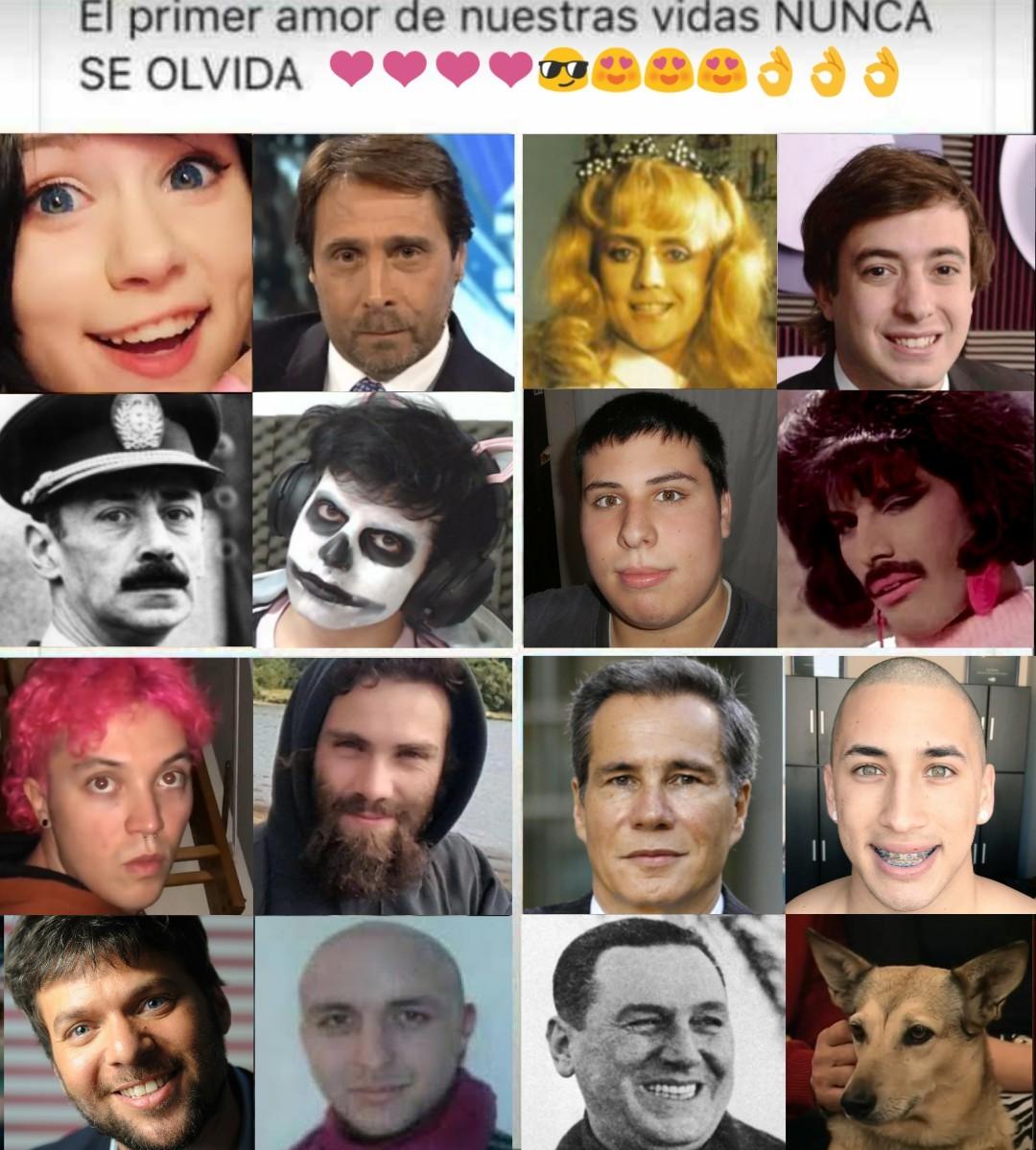 Creo que me estoy arriesgando al poner un meme com referencias Argentinas en un server neutro