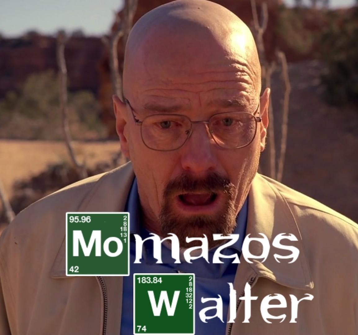 Vi un post de Walter queriendo cocinar momazos así que le hice una marca de agua (ayuda se me acaban las ideas para memes)