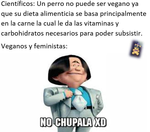 Malditas feministas - meme