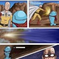 One punch Man vs pokemon