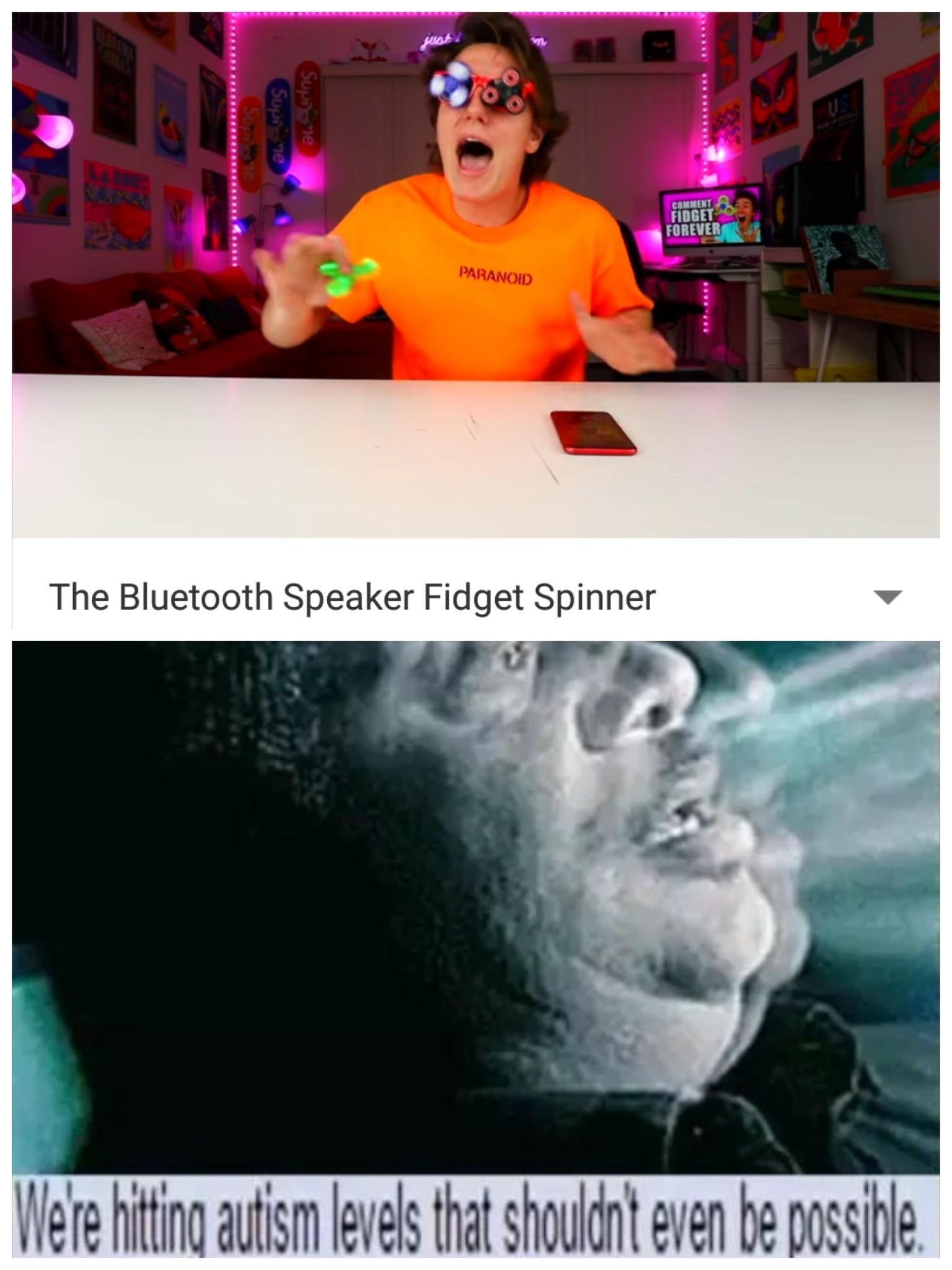 We're straying further - meme