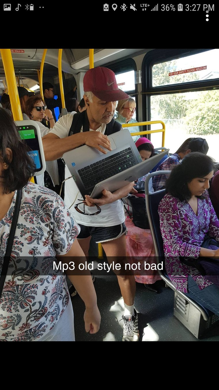 Mp3 old fashion way teach me senpai - meme