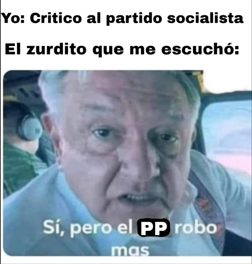 Momo político :greek: - meme