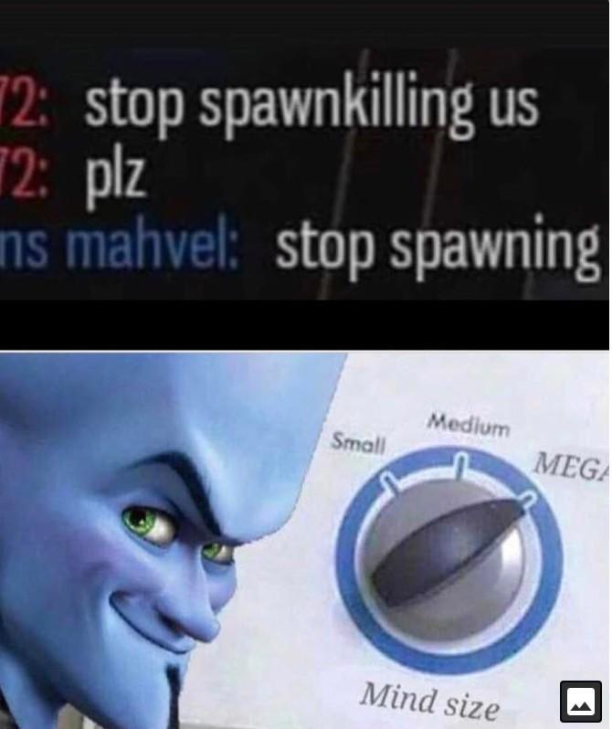 Megamente - meme