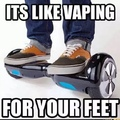 hover boards are a stake meme