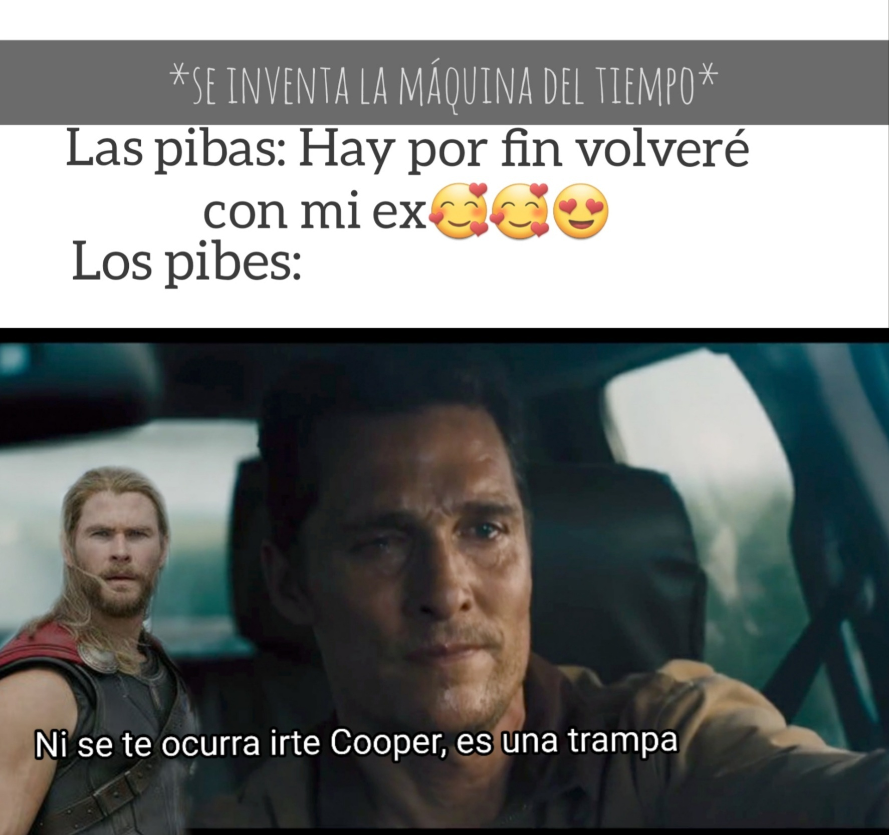Pobre Murphy - meme