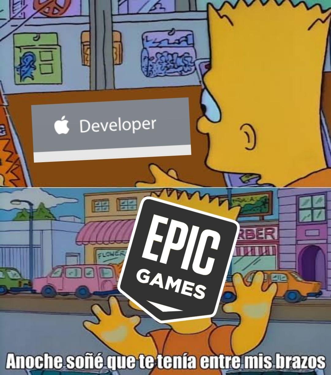 Ni modos Epic, jugaste contra la Reinita - meme
