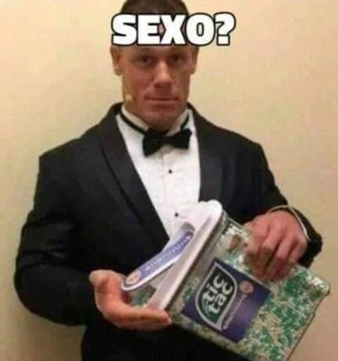 Sexo? - meme