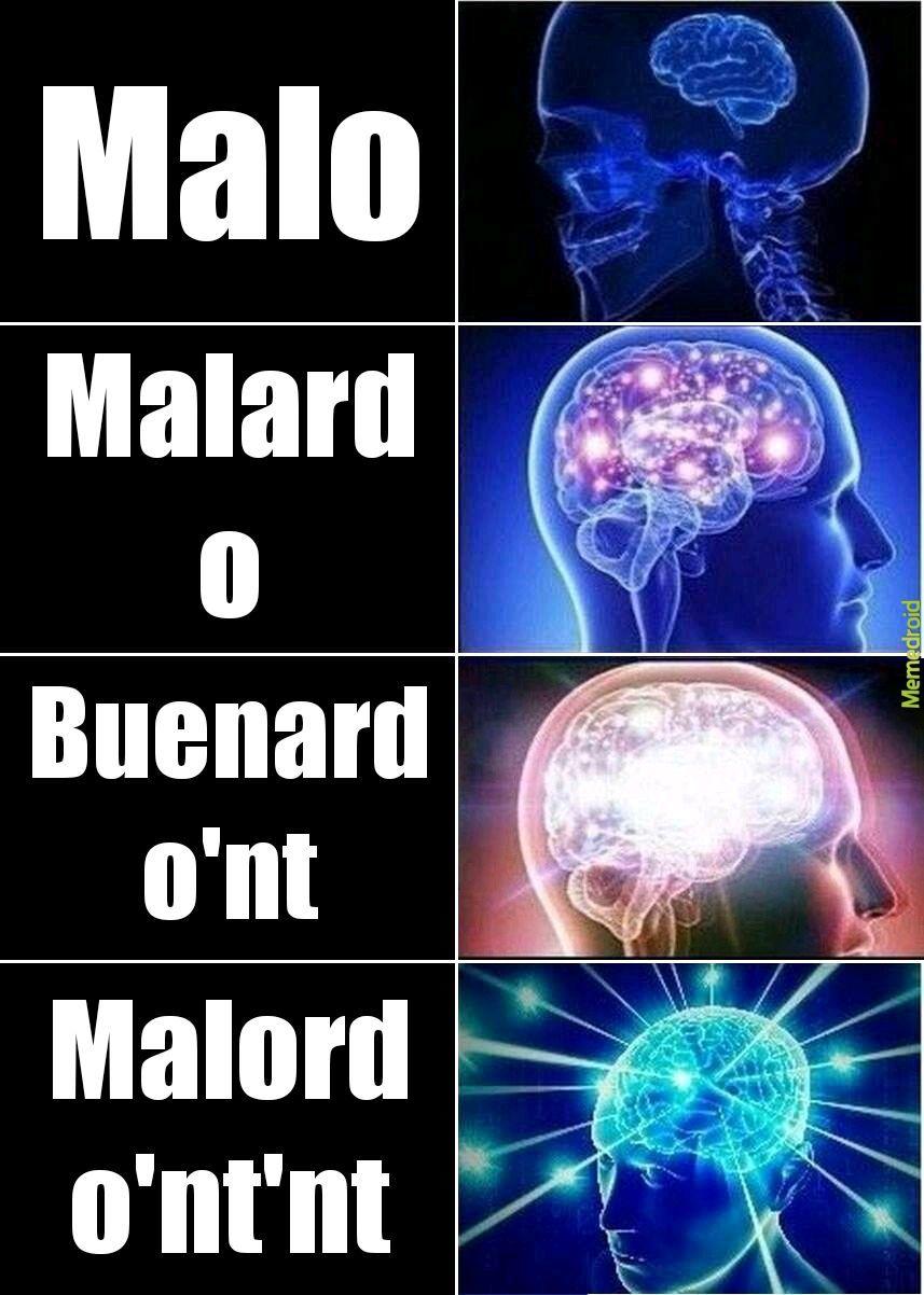 Malardo'nt'nt - meme
