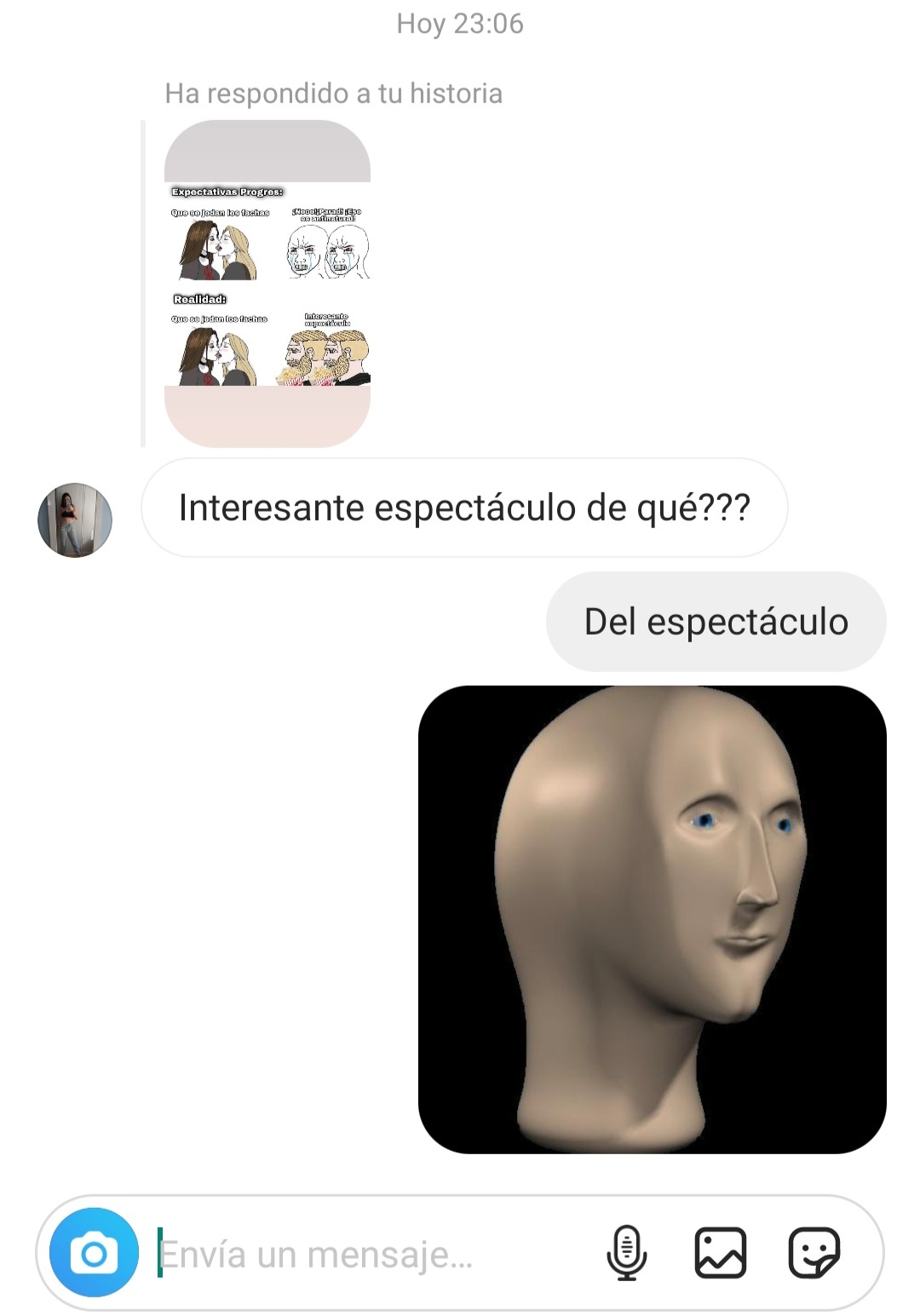 Espektakulo - meme