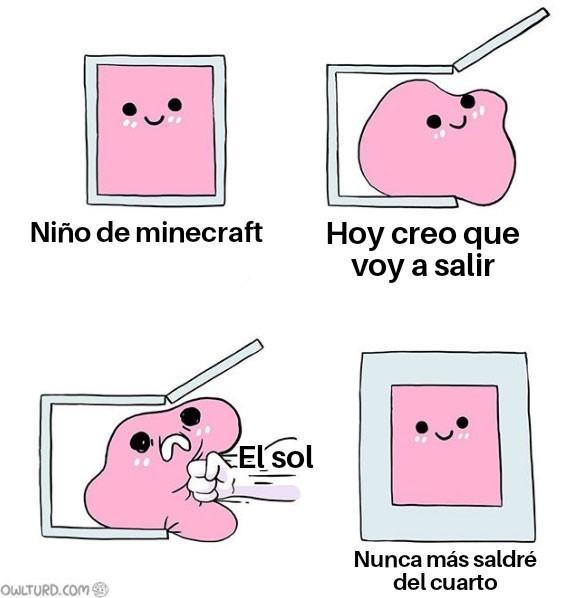 Minecraft is love minecraft is live - meme