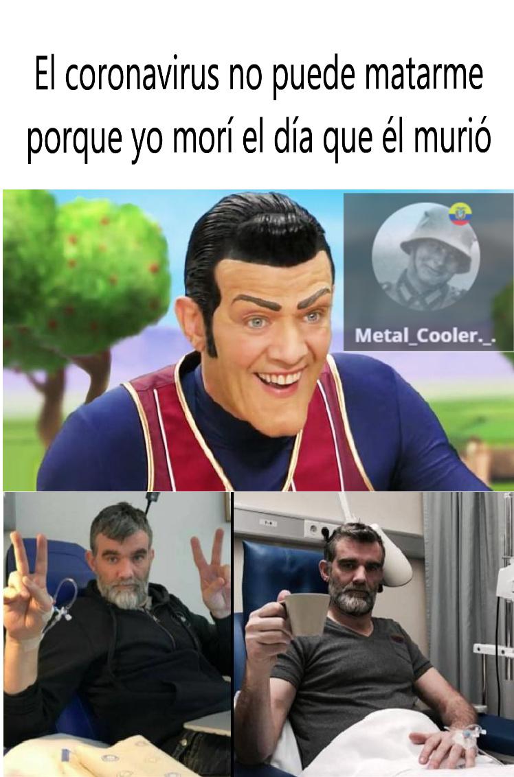Vivió como villano y murió como héroe, siempre serás el número uno - meme