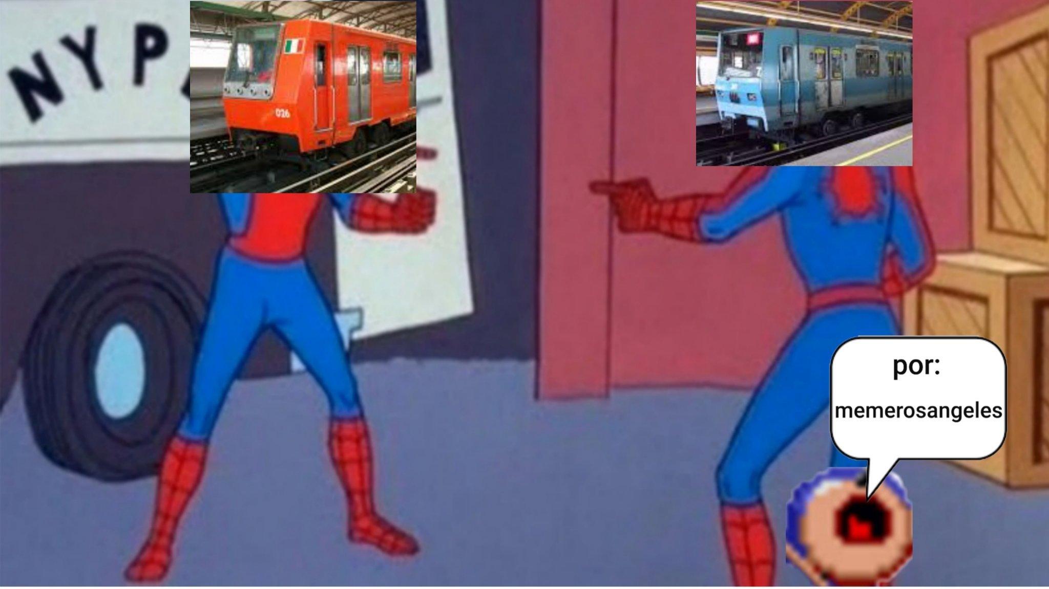 Son casi iguales - meme