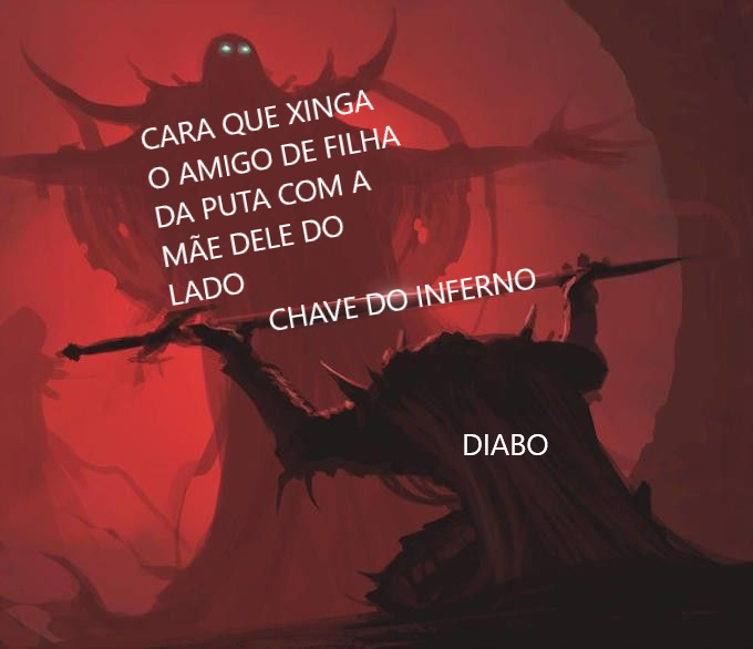 Coragem - meme