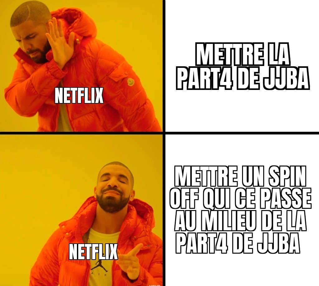 Rohan Kishibe - meme