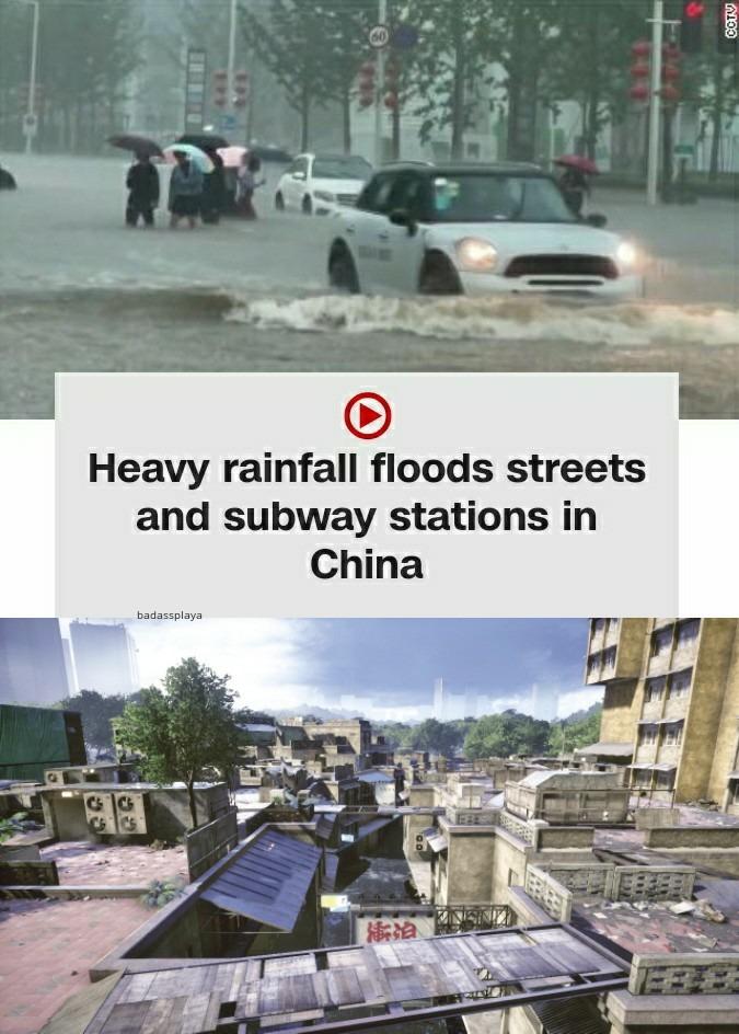 Ah, Flood Zone - meme