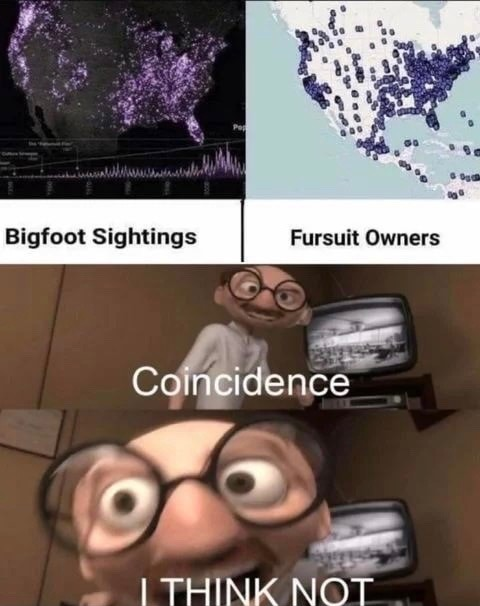 fuck the furries. part two - meme
