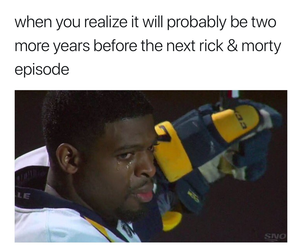 what'd you think of last nights episode? - meme