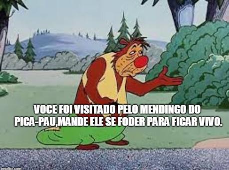 VAI SE FODER - meme