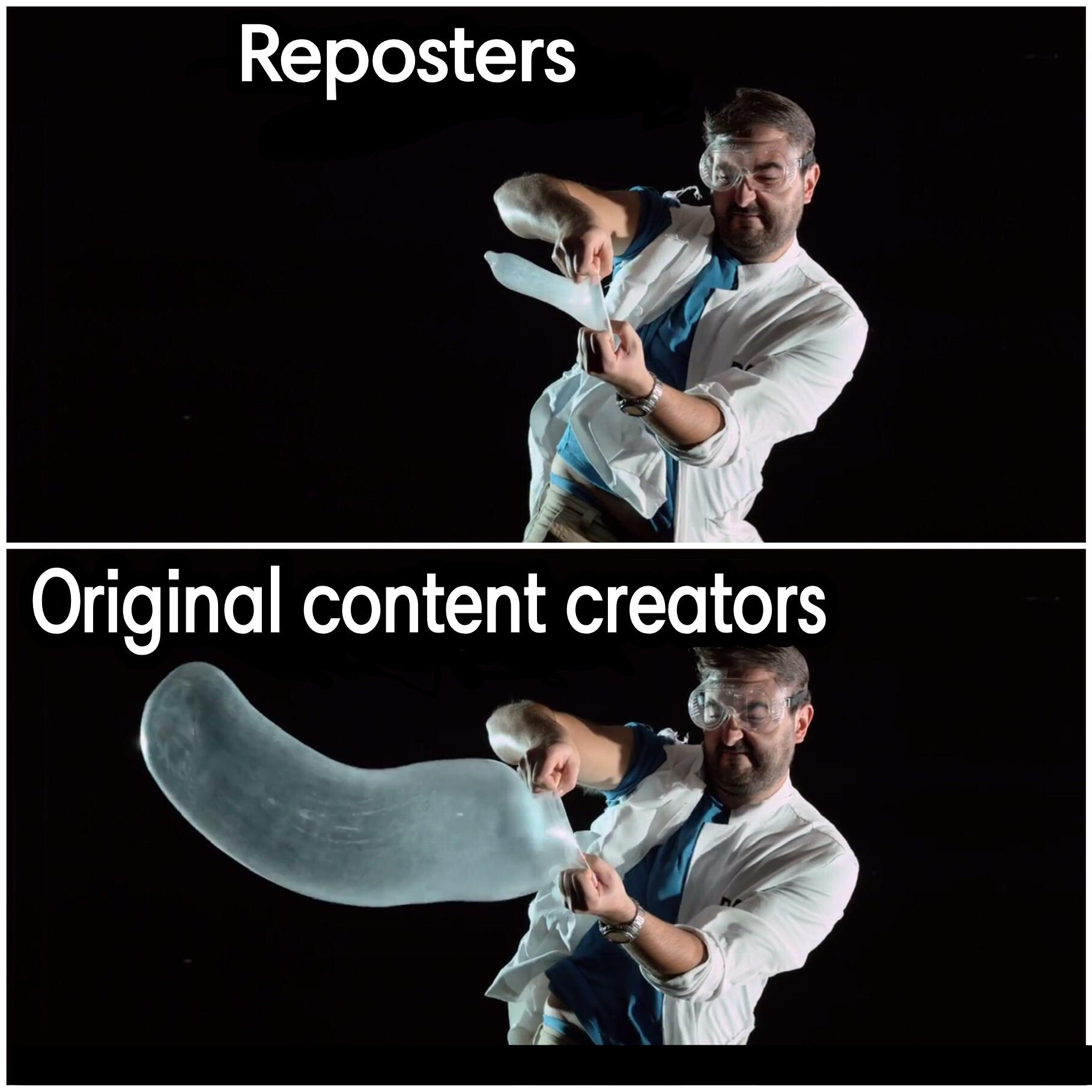 Show me your OC - meme