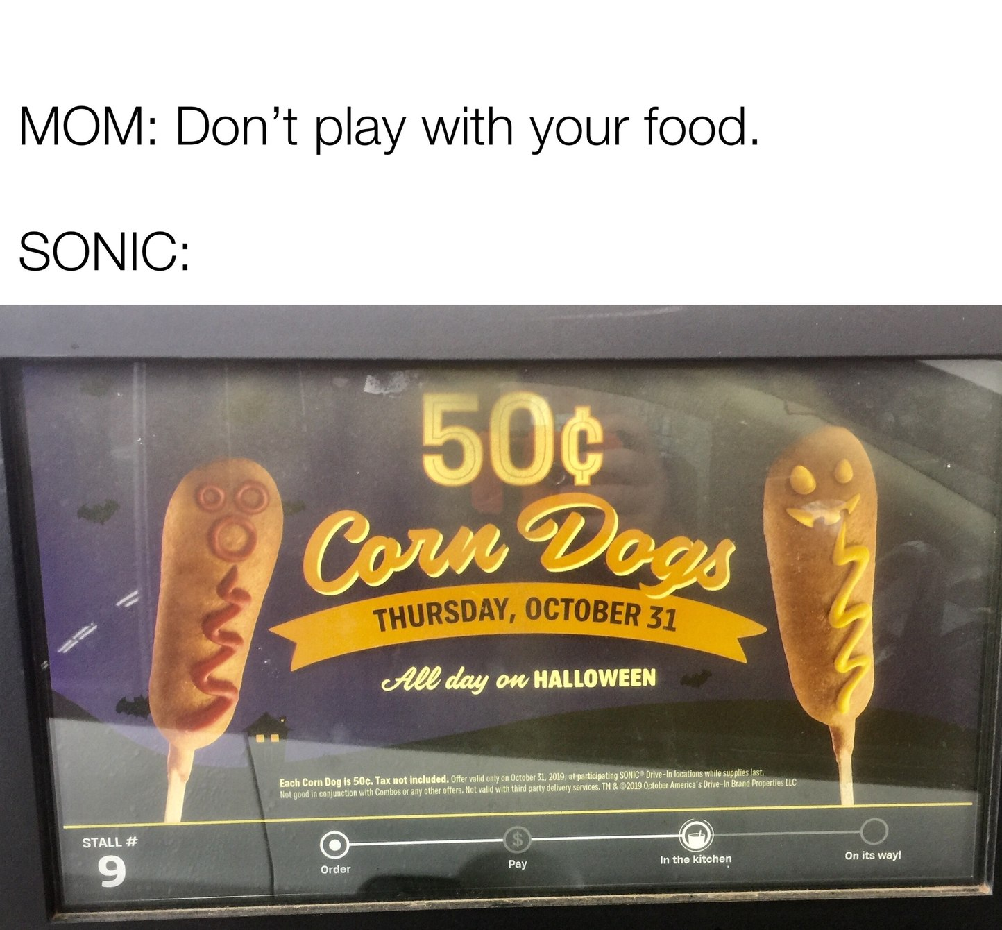 Drive-In Crack House - meme