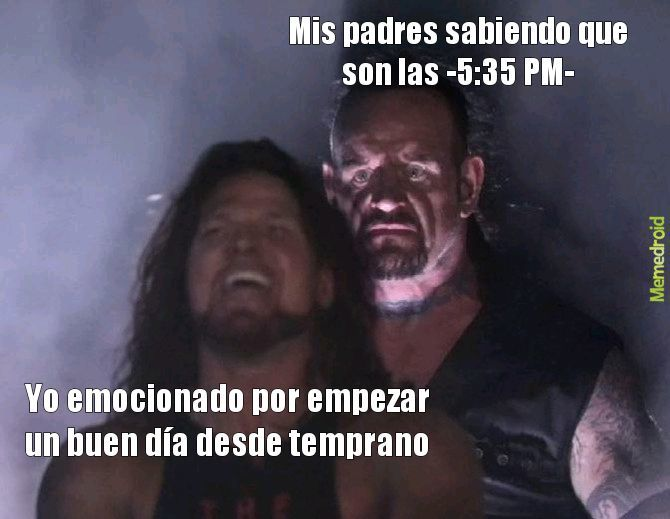 Clásico. - meme
