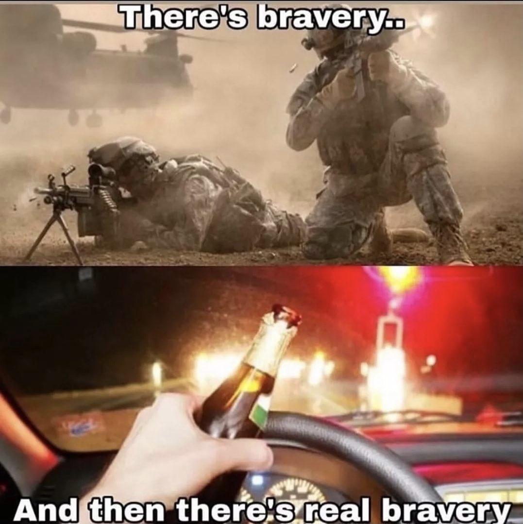 dongs in a bravery - meme