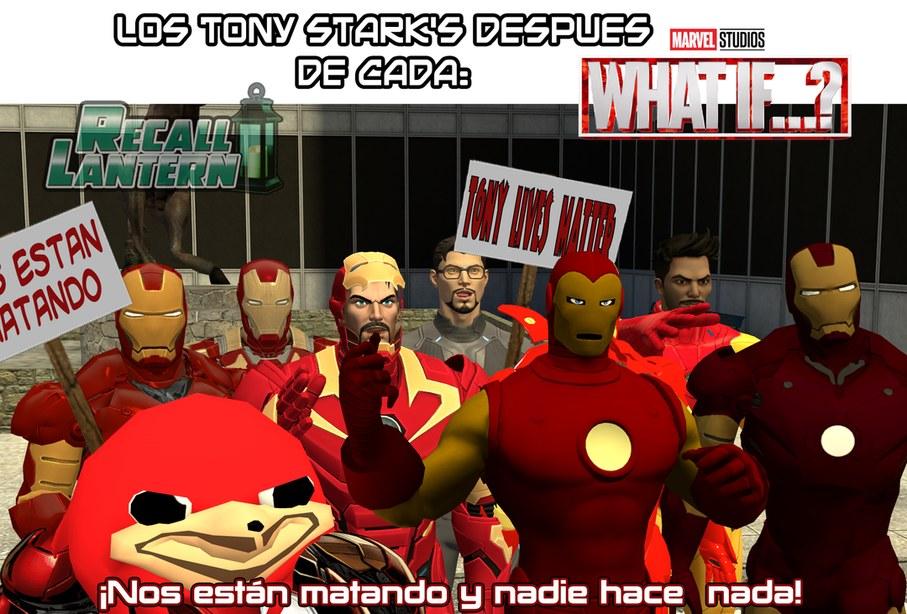 #TonyLivesMatter - meme