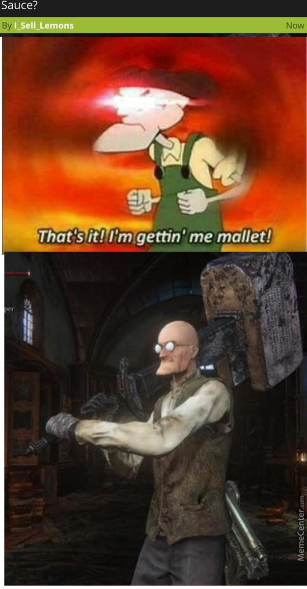 Had to fix lemons meme