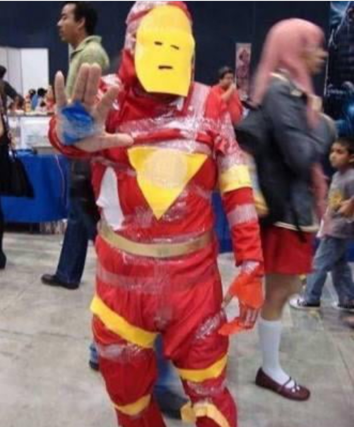 Iron man - meme