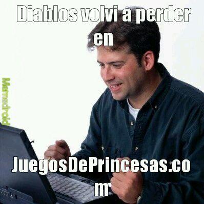 JuegosDePrincesas.com - meme