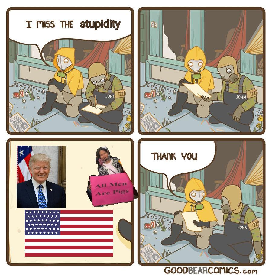 Peut être un américain sauvage va apparaitre ! - meme