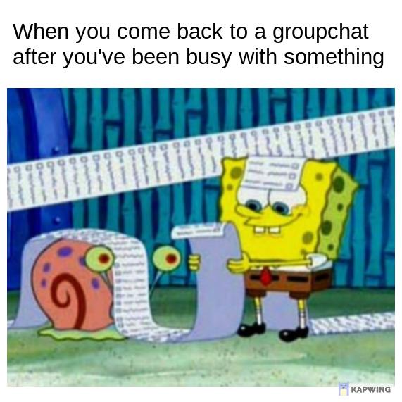 groupchats - meme