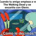 Glenn todavía vive en nuestros corazones