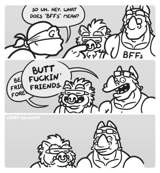 BFF to OP - meme