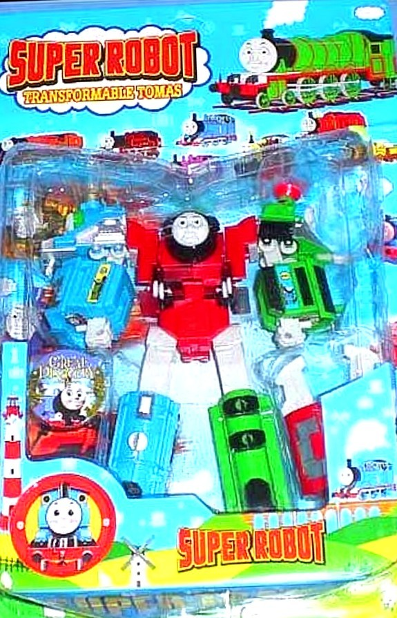 Thomas el robot - meme